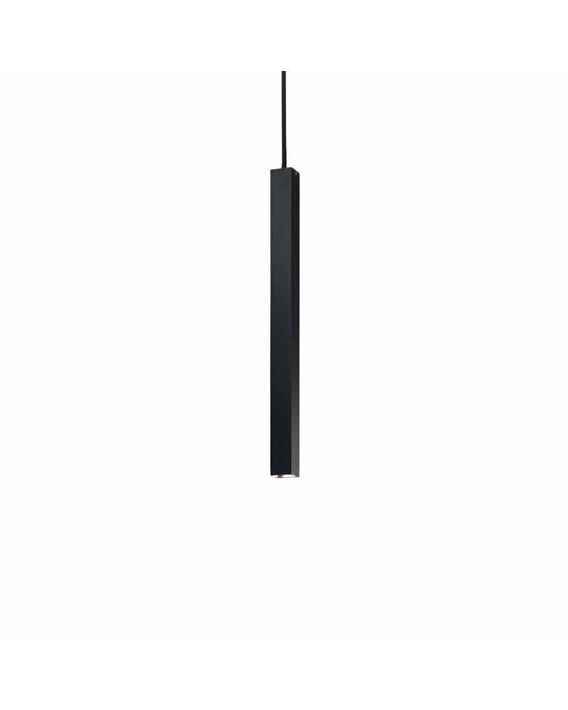 Подвесной светильник Ideal Lux Ultrathin sp1 small square 194202