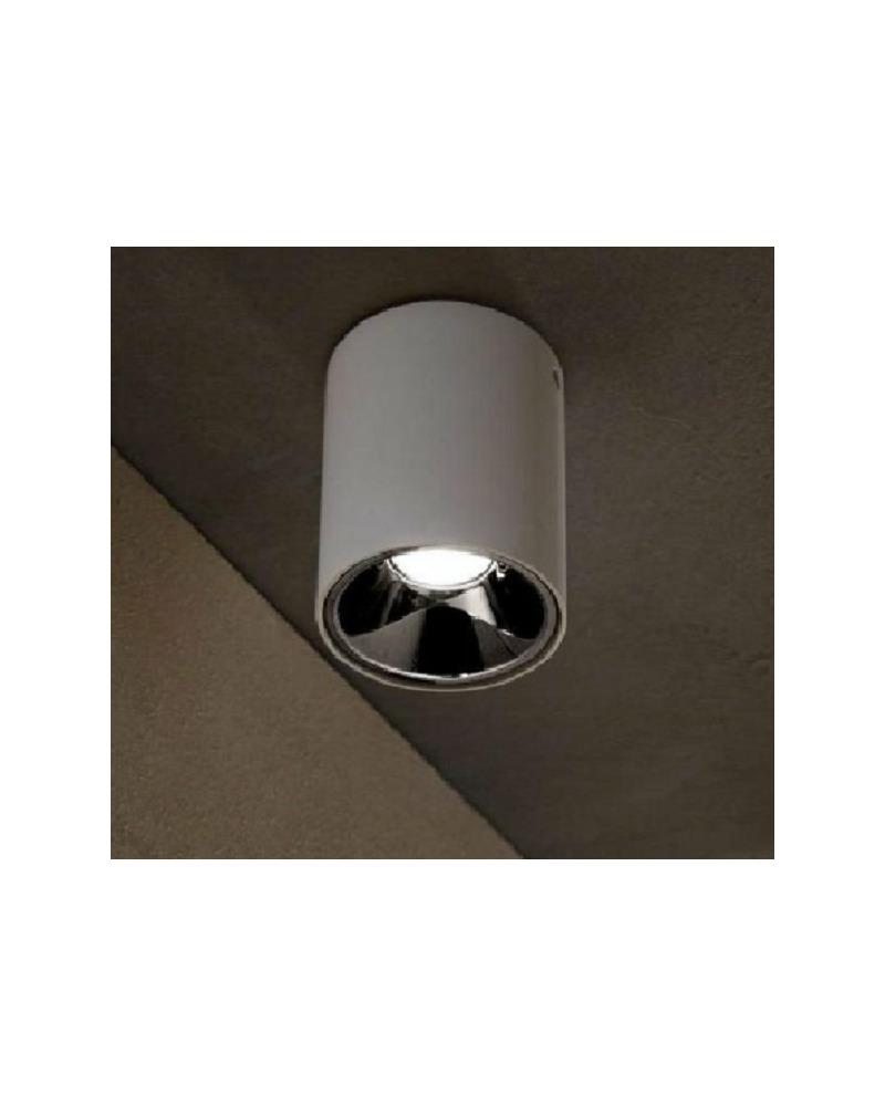 Точечный светильник Ideal Lux Nitro 15w round 205977