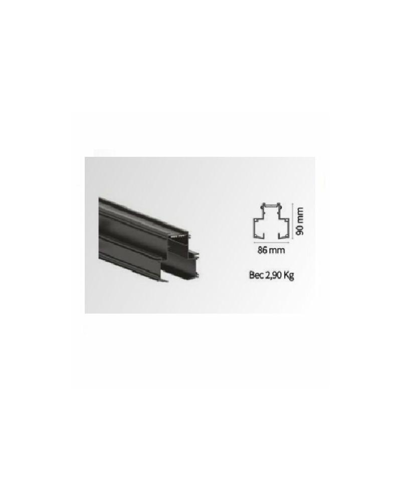 Трековая магнитная шина Ideal Lux Arca recessed 222769