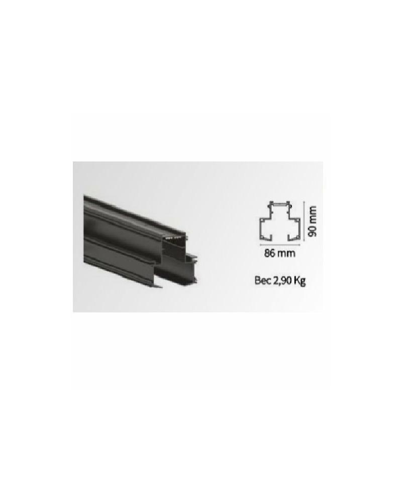 Трековая магнитная шина Ideal Lux Arca recessed 222882