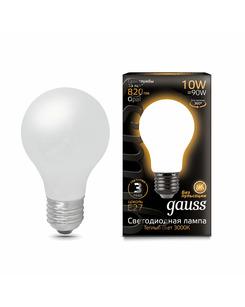 Лампочка Gauss 102202110 A60 E27 10 Вт 2700K