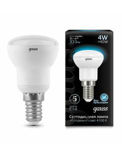 Лампочка Gauss 106001204 R39 E14 4 Вт 4100K