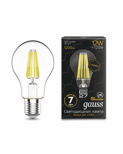 Лампочка Gauss 102802112 A60 E27 12 Вт 2700K