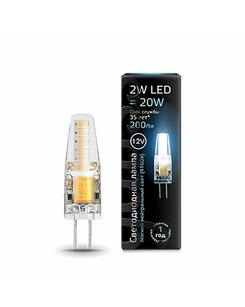 Лампочка Gauss 207707202 Капсульная G4 2 Вт 4100K