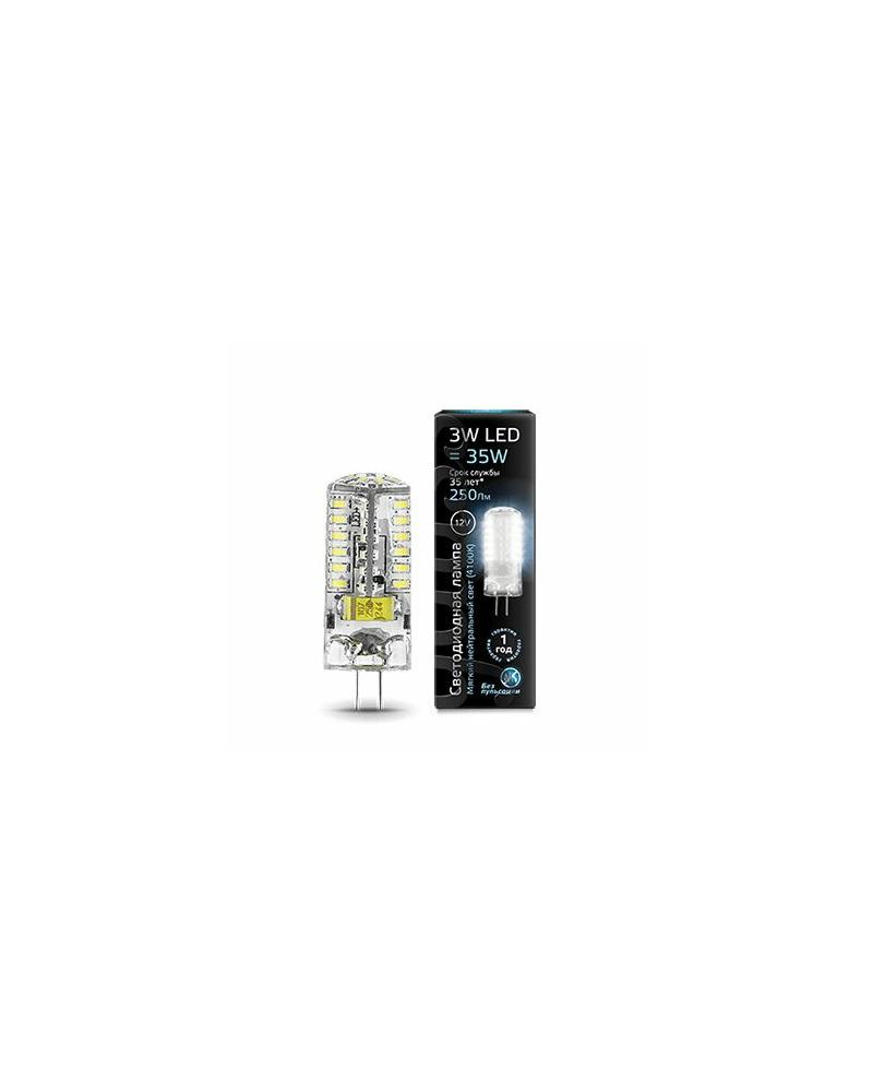 Лампочка Gauss 207707203 Капсульная G4 3 Вт 4100K