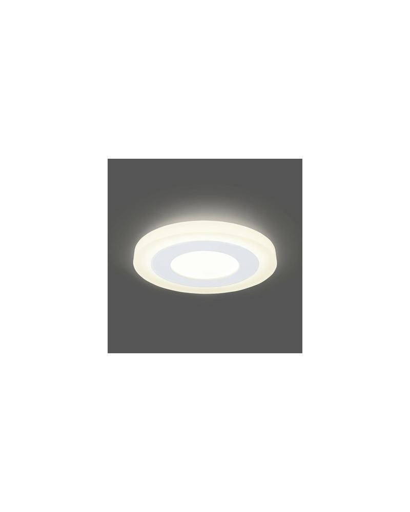 Светодиодный светильник Gauss BL114 3+3 Вт 3000K