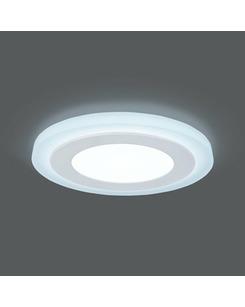 Светодиодный светильник Gauss BL117 6+3 Вт 4000K