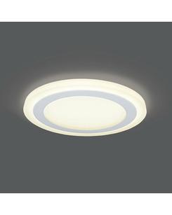 Светодиодный светильник Gauss BL118 12+4 Вт 3000K
