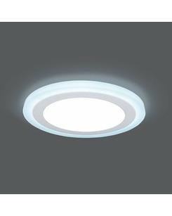 Светодиодный светильник Gauss BL119 12+4 Вт 4000K