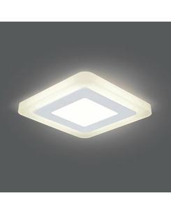 Светодиодный светильник Gauss BL120 3+3 Вт 3000K