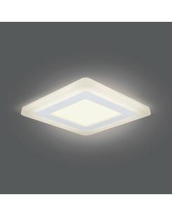 Светодиодный светильник Gauss BL122 6+3 Вт 3000K