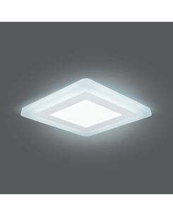Светодиодный светильник Gauss BL123 6+3 Вт 4000K