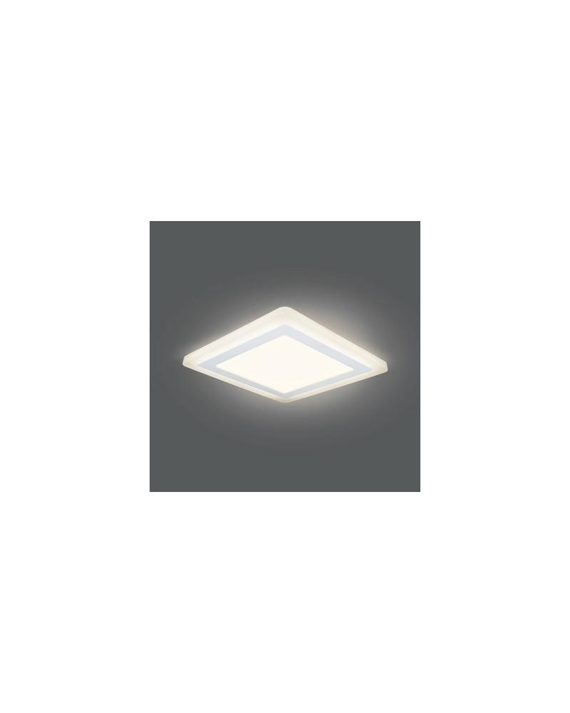 Светодиодный светильник Gauss BL124 12+4 Вт 3000K