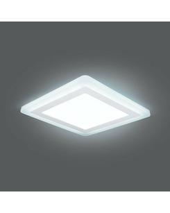 Светодиодный светильник Gauss BL125 12+4 Вт 4000K