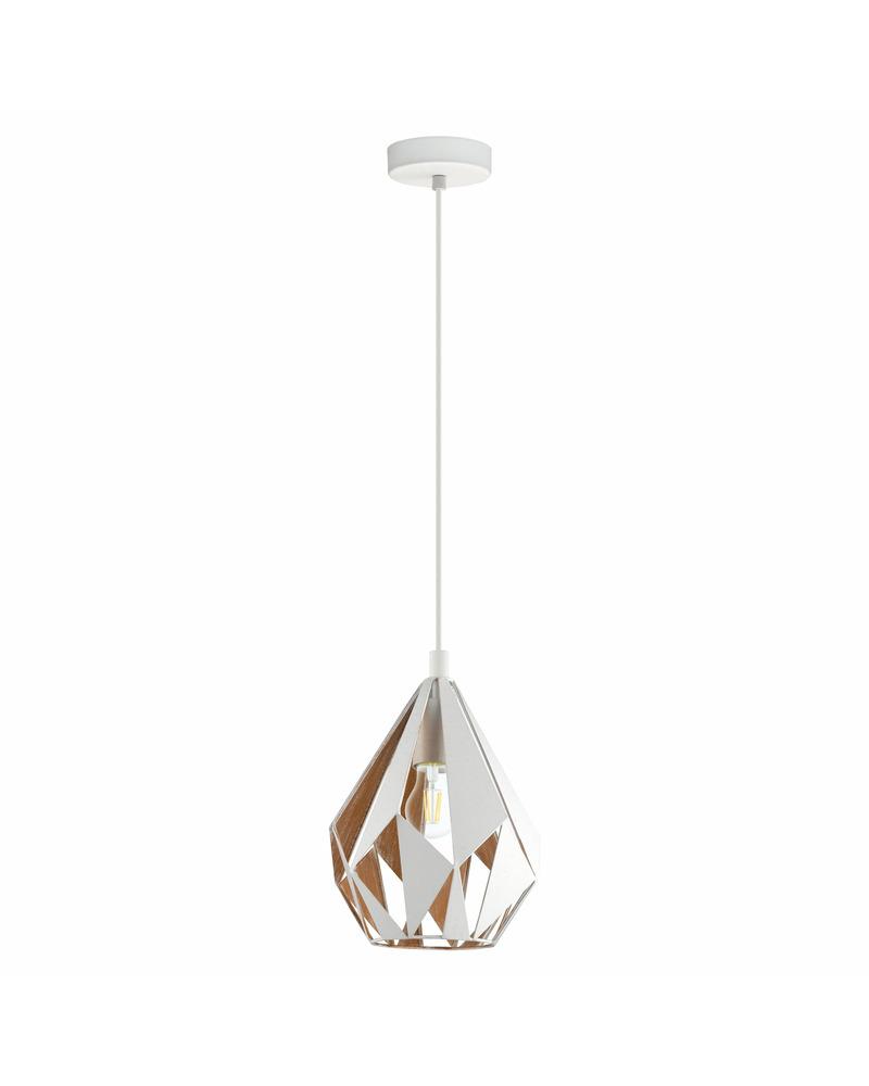 Подвесной светильник Eglo 43001 Carlton 1