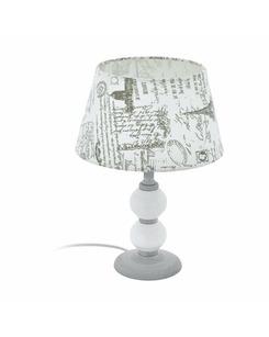 Подробнее о Настольная лампа Eglo 43247 Larache 1