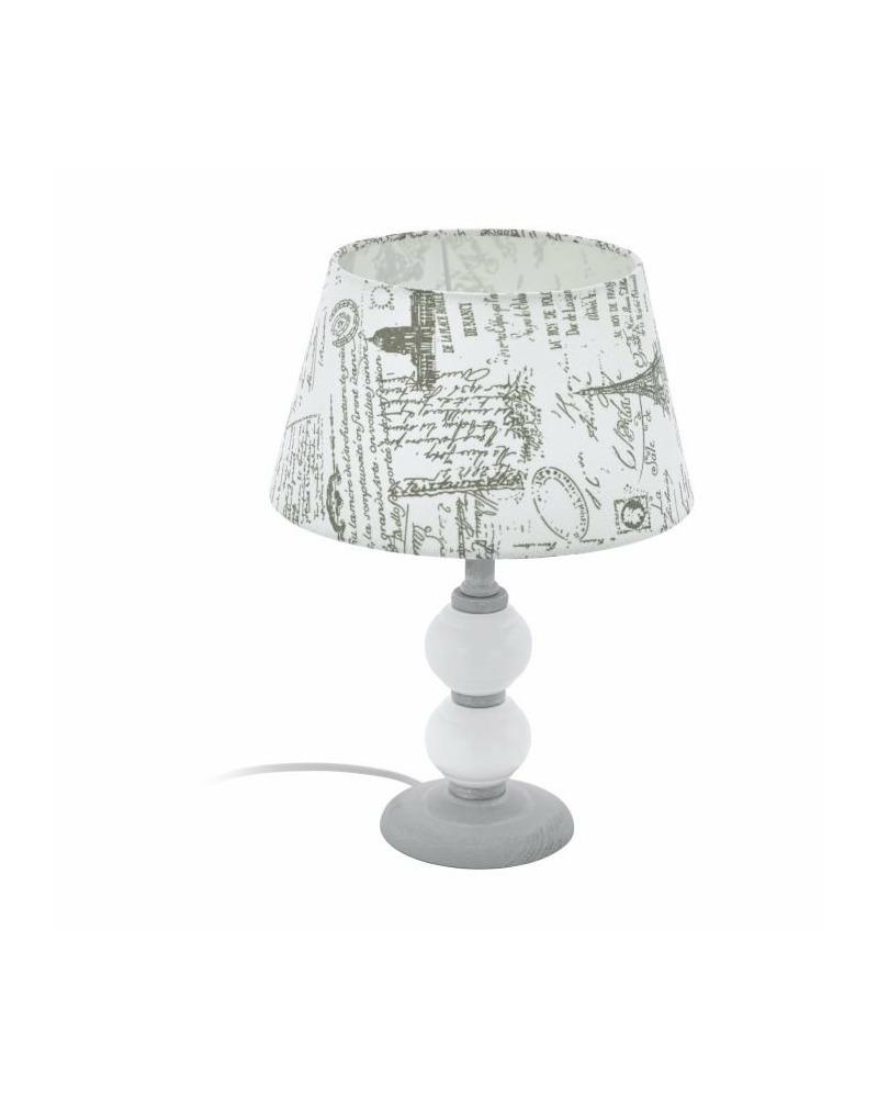 Настольная лампа Eglo 43247 Larache 1