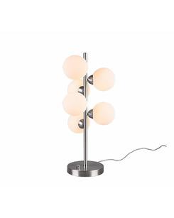 Подробнее о Настольная лампа Trio 507690607 Alicia