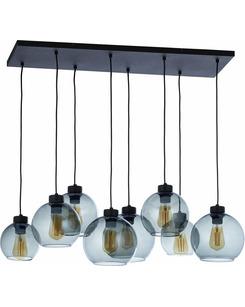 Подвесной светильник TK Lighting 4113 Cubus graphite