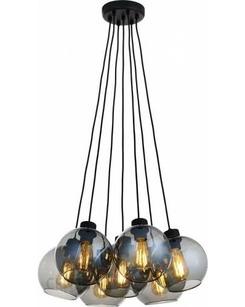 Подвесной светильник TK Lighting 2837 Cubus graphite
