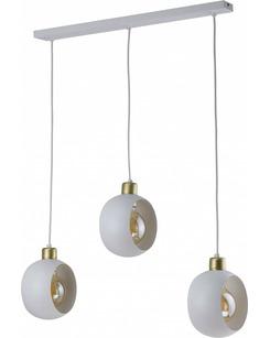 Подвесной светильник TK Lighting 2743 Cyklop white