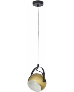 Подробнее о Подвесной светильник TK Lighting 4151 Parma gold
