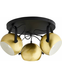 Люстра TK Lighting 4153 Parma gold