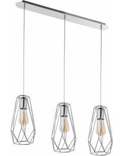 Подвесной светильник TK Lighting 2847 Lugo chrom
