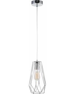 Подвесной светильник TK Lighting 2845 Lugo chrom