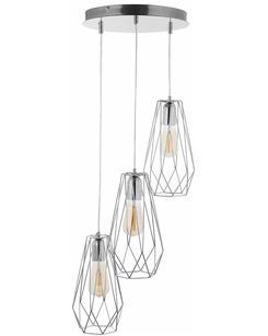 Подробнее о Подвесной светильник TK Lighting 2846 Lugo chrom