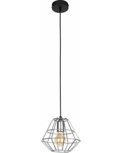 Подвесной светильник TK Lighting 4202 Diamond silver