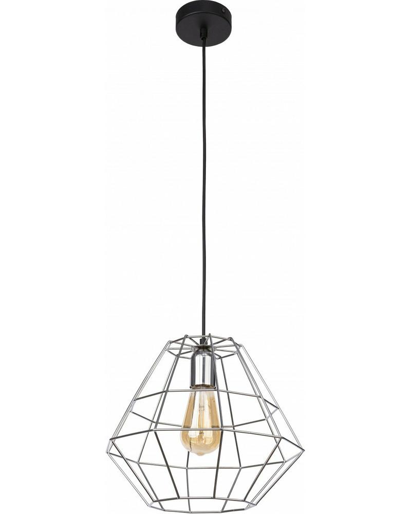 Подвесной светильник TK Lighting 4203 Diamond silver