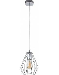 Подвесной светильник TK Lighting 2814 Brylant silver
