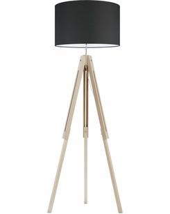 Торшер TK Lighting 5167 Trewir wood