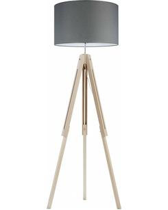 Торшер TK Lighting 5042 Trewir wood