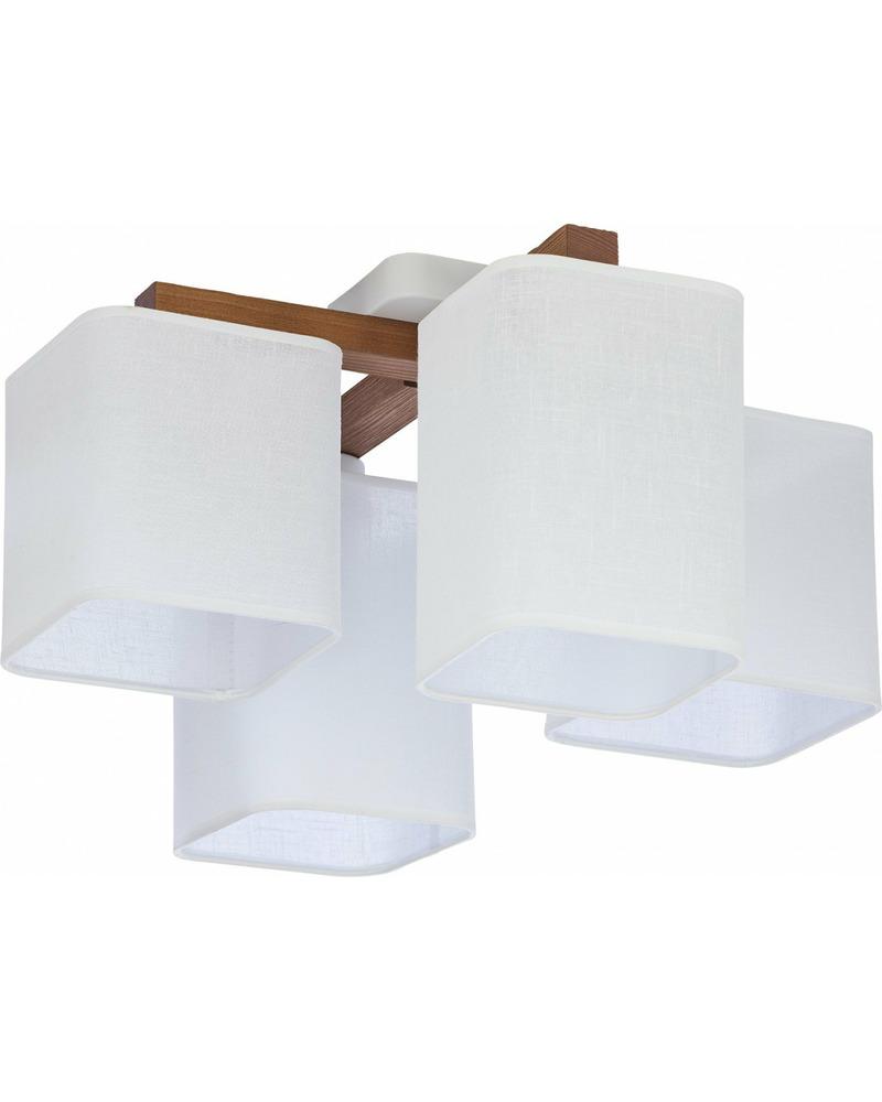 Люстра TK Lighting 4163 Tora white