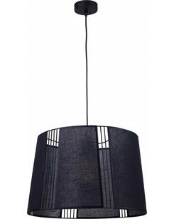 Подробнее о Подвесной светильник TK Lighting 1547 Carmen black