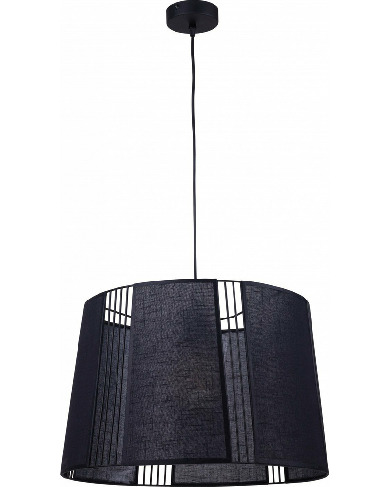 Подвесной светильник TK Lighting 1547 Carmen black
