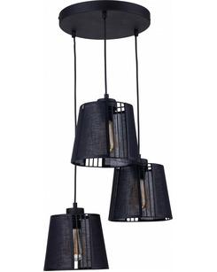 Подвесной светильник TK Lighting 1550 Carmen black