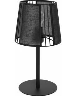 Настольная лампа TK Lighting 5163 Carmen black