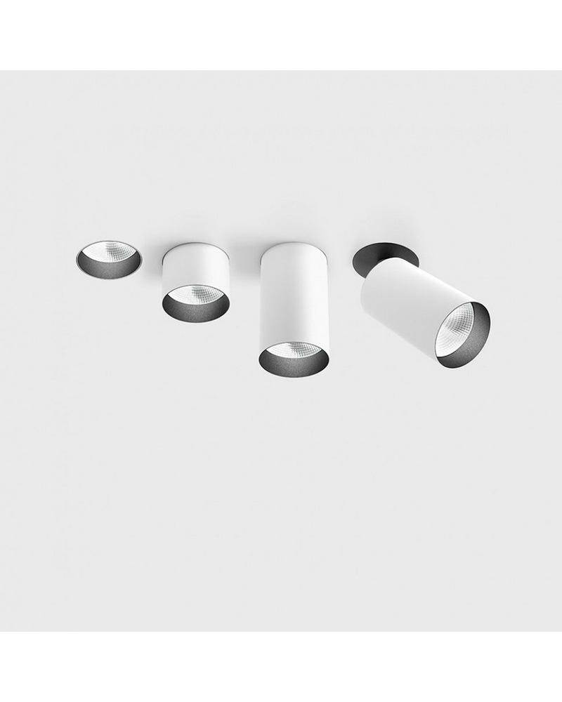 Точечный светильник LTX 01.0592.9.930.WH Tub m int
