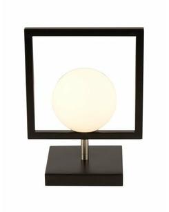 Настольная лампа Searchlight EU4830BK Rosewell
