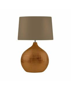 Настольная лампа Searchlight EU4353BZ Artisan
