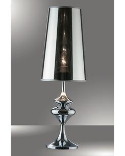 Подробнее о Настольная лампа Ideal Lux / Идеал Люкс ALFIERE TL1 BIG CROMO