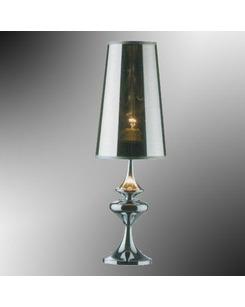 Настольная лампа Ideal Lux / Идеал Люкс ALFIERE TL1 SMALL CROMO
