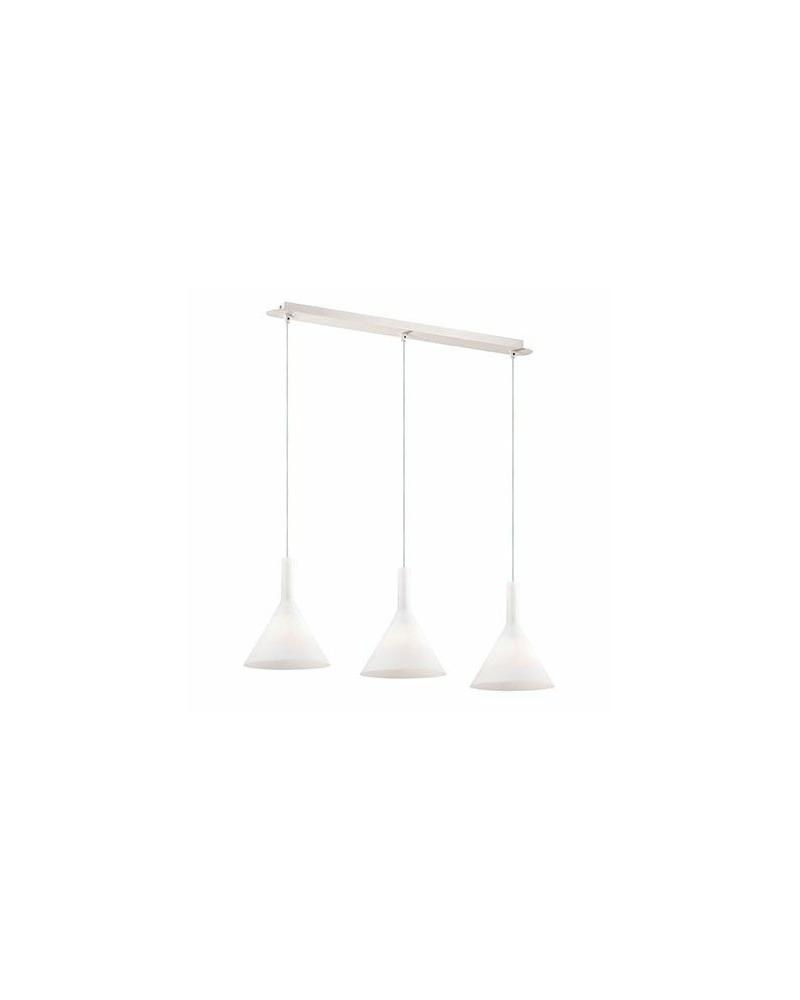 Подвесной светильник Ideal Lux / Идеал Люкс COCKTAIL SB3 SMALL BIANCO