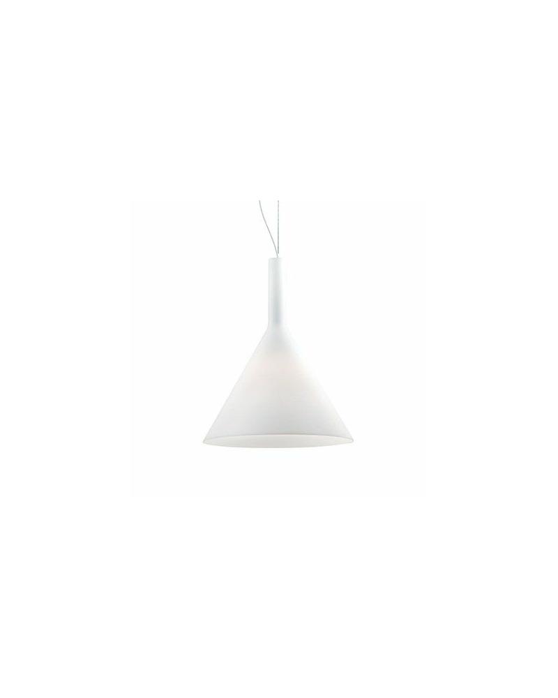 Подвесной светильник Ideal Lux / Идеал Люкс COCKTAIL SP1 BIG BIANCO