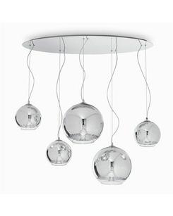 Подвесной светильник Ideal Lux / Идеал Люкс DISCOVERY SP5