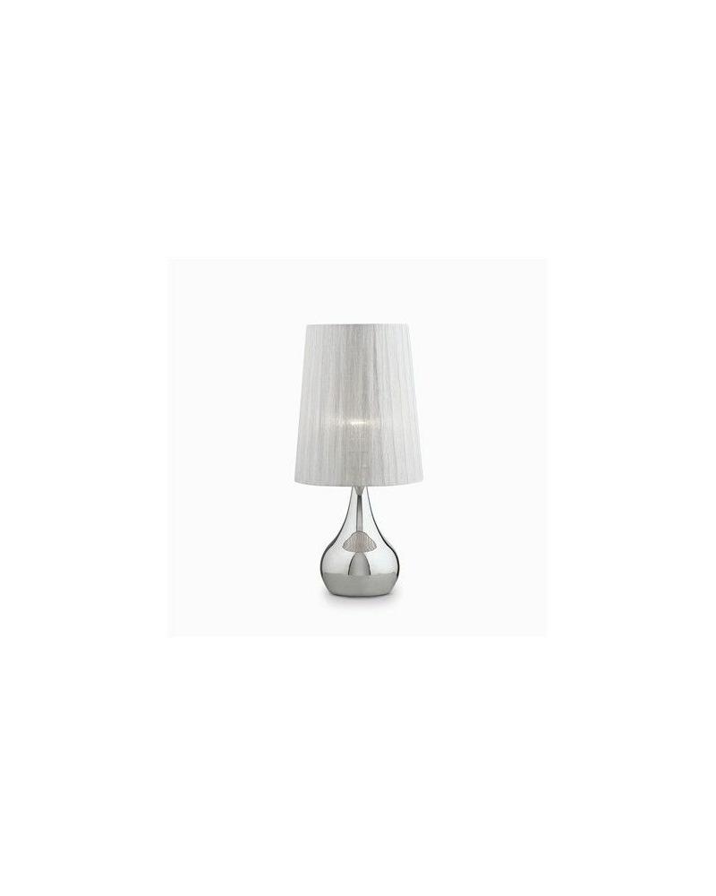 Настольная лампа Ideal Lux / Идеал Люкс ETERNITY TL1 BIG ARGENTO