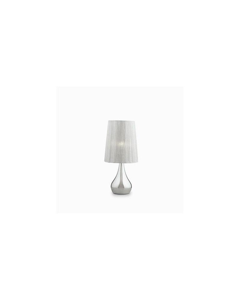 Настольная лампа Ideal Lux / Идеал Люкс ETERNITY TL1 SMALL ARGENTO